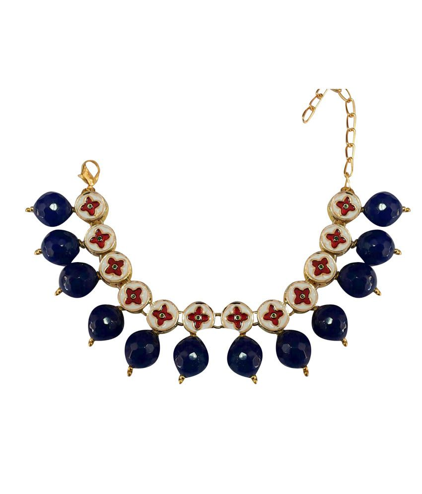 Osr Jewellers Multicolor Antique Adjustable Bracelet