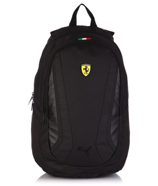 Puma Black Ferrari Replica Backpack - Buy Puma Black Ferrari Replica  Backpack Online at Best Prices in India on Snapdeal 26deb2dfa5888