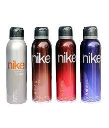 Nike Deodorant Combo Set Of 4 For Men