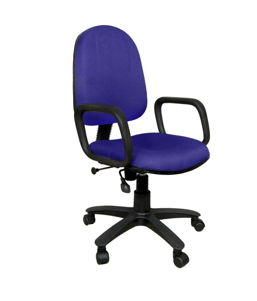 Nice Moon Revolving Office Chair Blue
