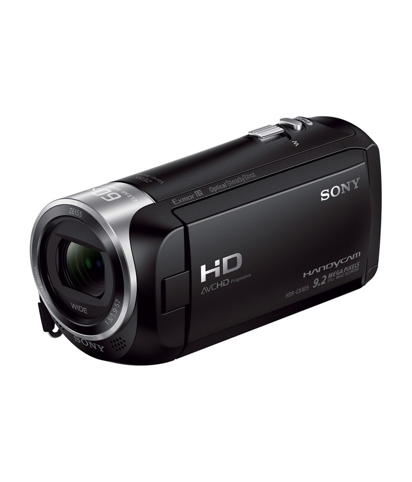 sony video camera price. sony handycam hdr-cx405 full hd 60p camcorder video camera price l