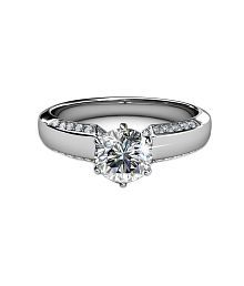 a71d86abe Quick View. Rm Jewellers 92.5 Sterling Silver American Diamond Stylish  Lovely Ring