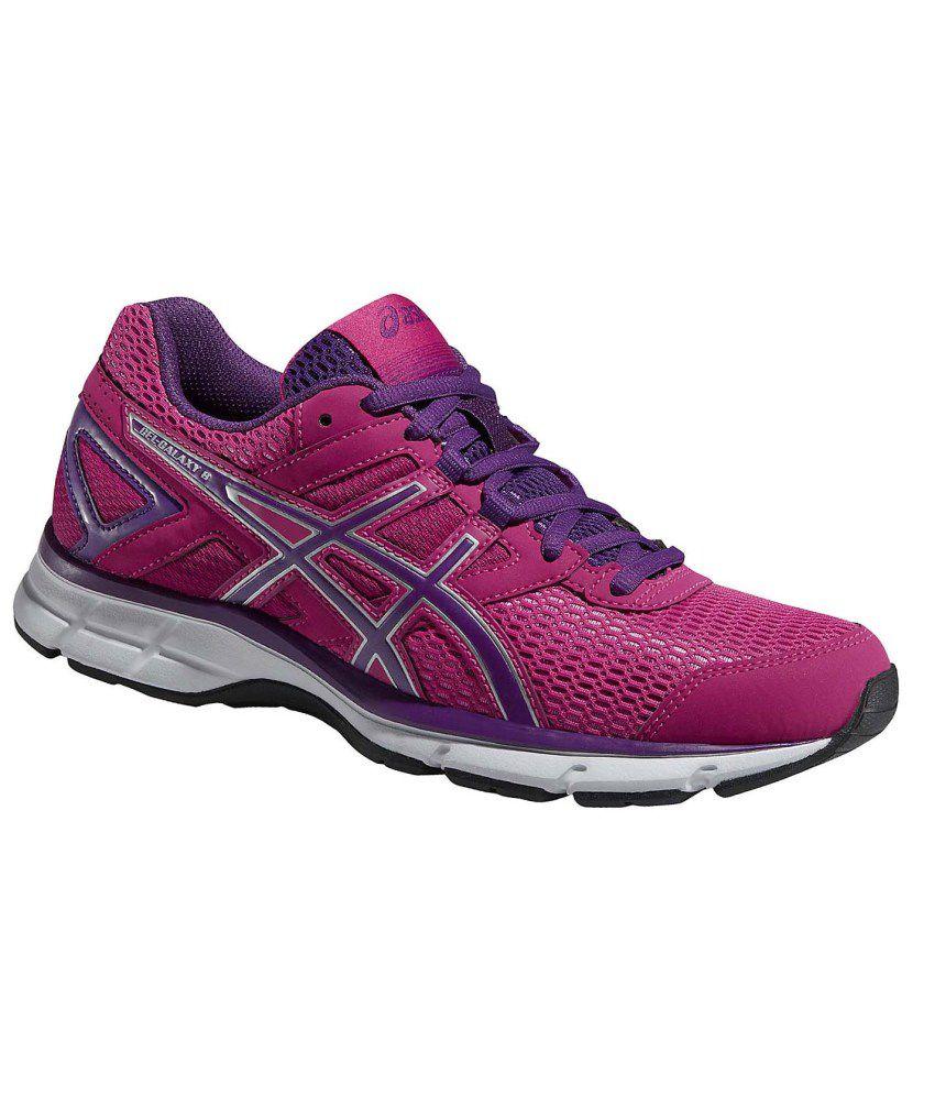 6dd09fd689eb Asics Women Silver Running Shoes - Gel-Galaxy 8 Price in India- Buy Asics  Women Silver Running Shoes - Gel-Galaxy 8 Online at Snapdeal