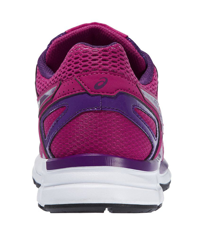 65db7825774d Asics Women Silver Running Shoes - Gel-Galaxy 8 Price in India- Buy ...