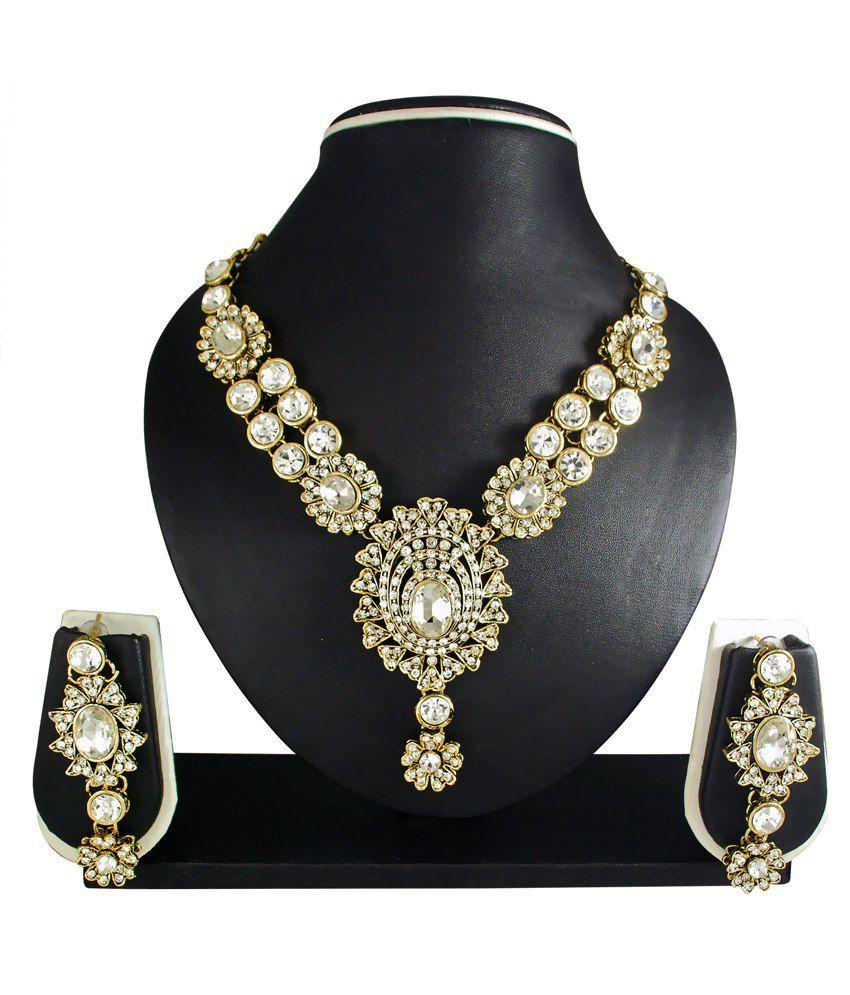 Atasi International Palantina Necklace Set
