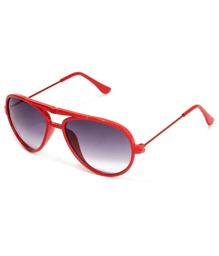 3a916c455cc Buy Vespl Oggy Red Kids Sunglass at Best Prices in India - Snapdeal