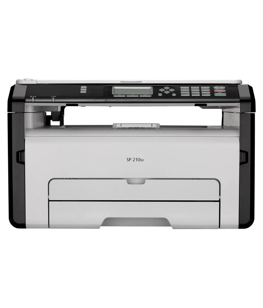 Ricoh SP 210SU Multifunction Laser Printer (Print, Scan and Copy)-43% OFF