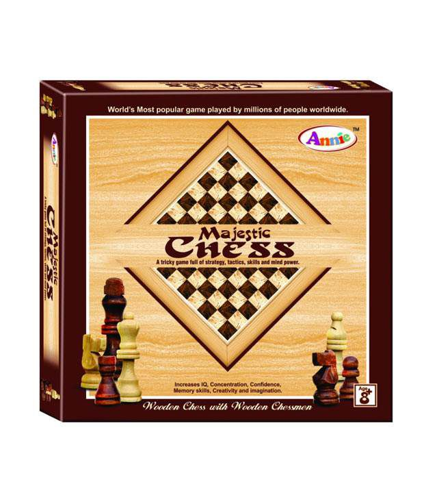 Annie Majestic Chess Games For Kids