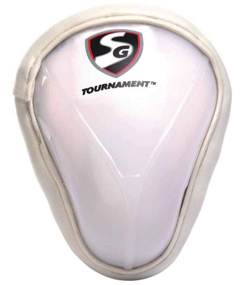 SG Tournament Abdomen Pads Pack Of 4
