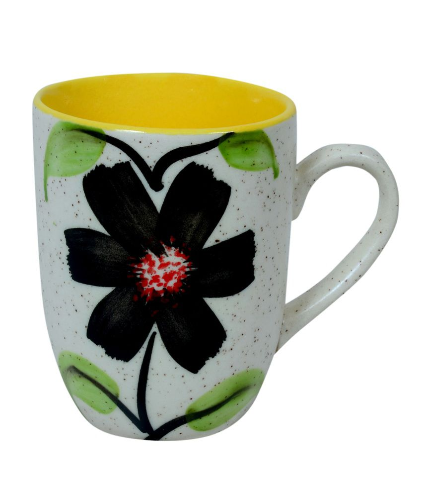 Urban Style Terracotta Stoneware Coffee Mug Buy Online At