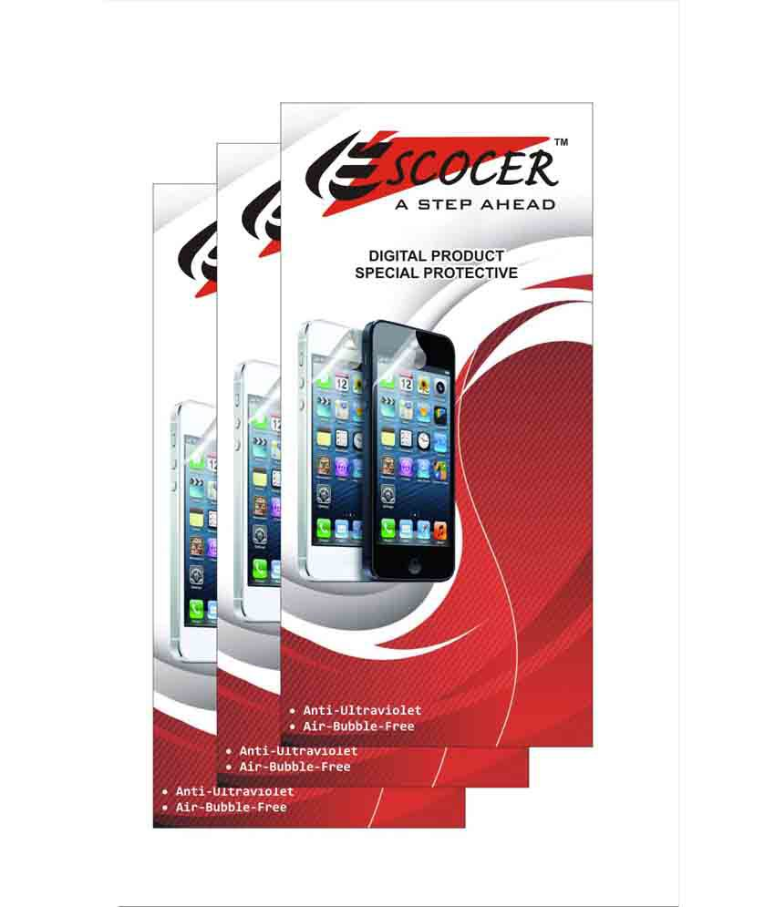 Asus Zenfone 5 A501Cg - Clear Screen Guard by Escocer