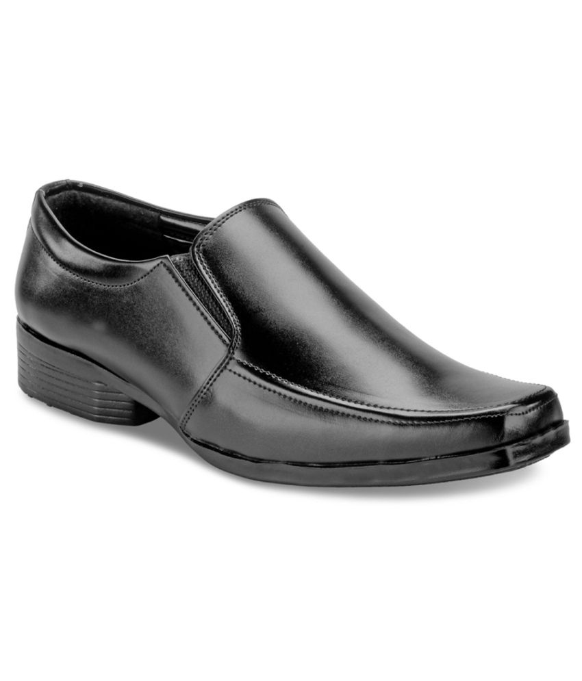 yepme black comfortable formal shoes price in india buy