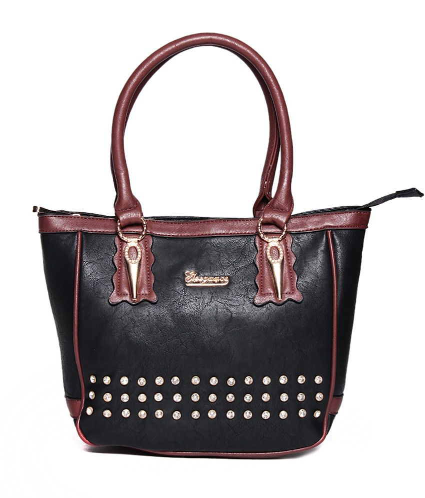 Eleegance Black Women Shoulder Bag