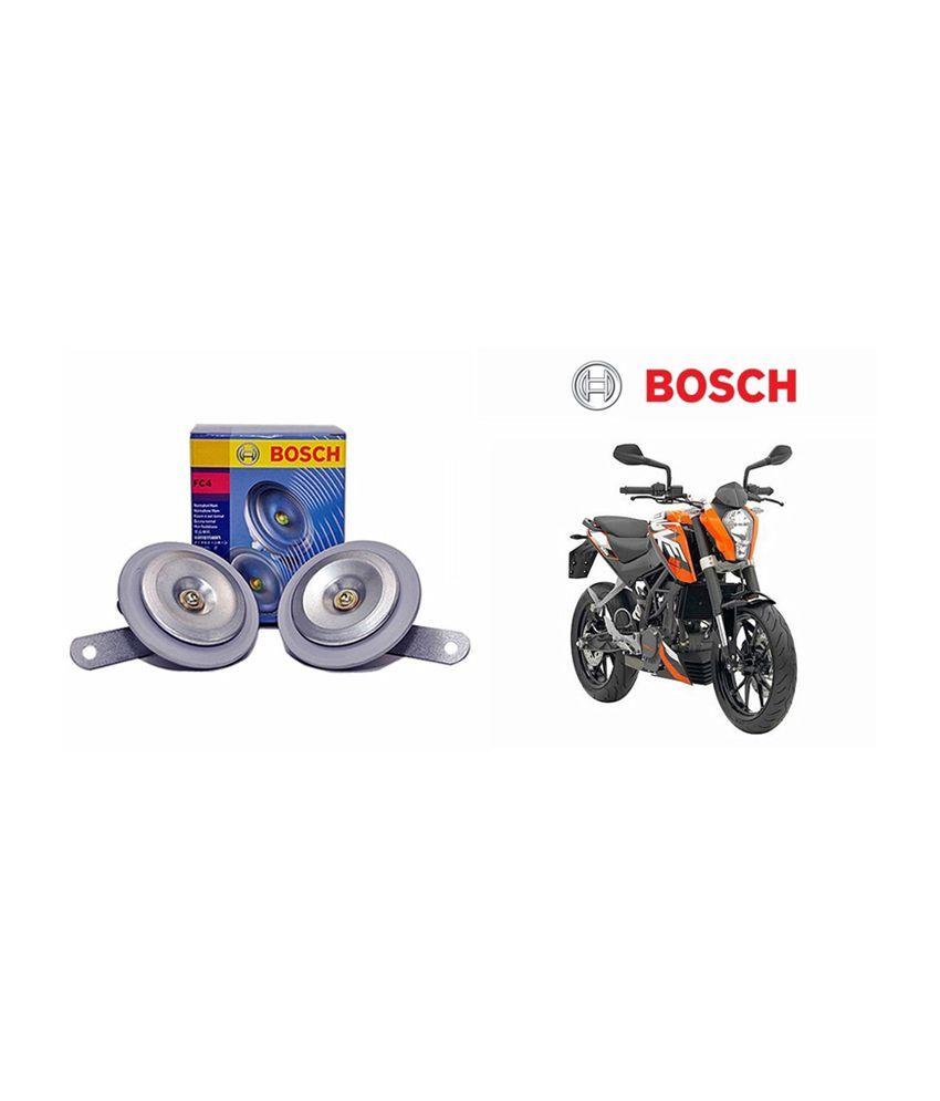 Bosch Bike Fc4 Horn 191 (set Of 2)-ktm Duke 200