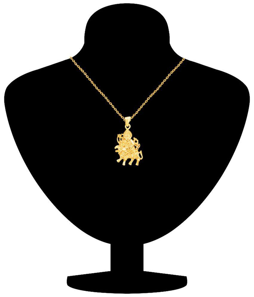Mahi golden alloy maa durga pendant buy mahi golden alloy maa durga mahi golden alloy maa durga pendant mahi golden alloy maa durga pendant mozeypictures Image collections