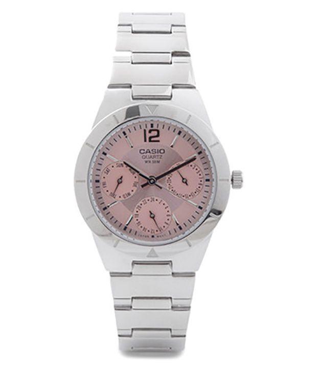 Casio Classic Multi Dials LTP-2069D-4AVDF (A379) Women's Watch