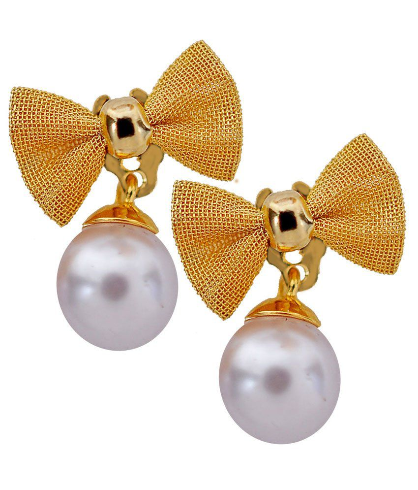 Maayra Bewitching Colour Spark Drop Earrings