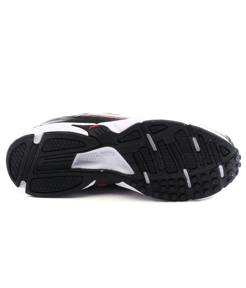 Chaussures De Course Krypton Dp Noir Et Blanc Des Hommes Pumas YIjFckiu