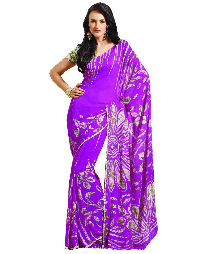 Sudarshan Silks Multicoloured Art Silk Saree