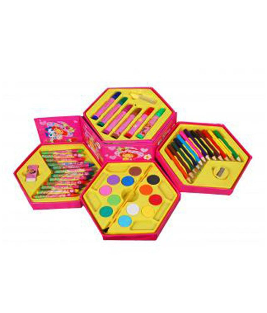 Fantasy India Colouring Kit for SDL 1 9612a