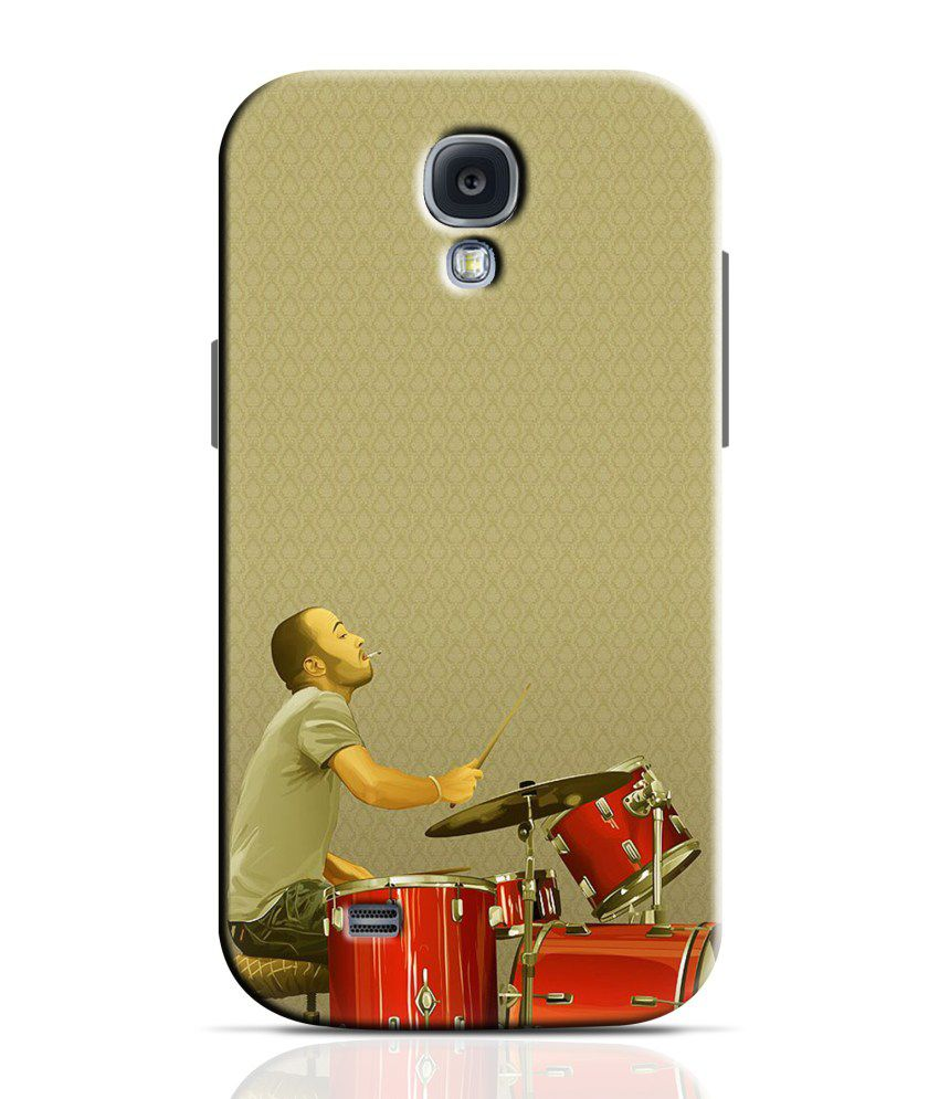 Artifa Back Cover For Samsung Galaxy S4