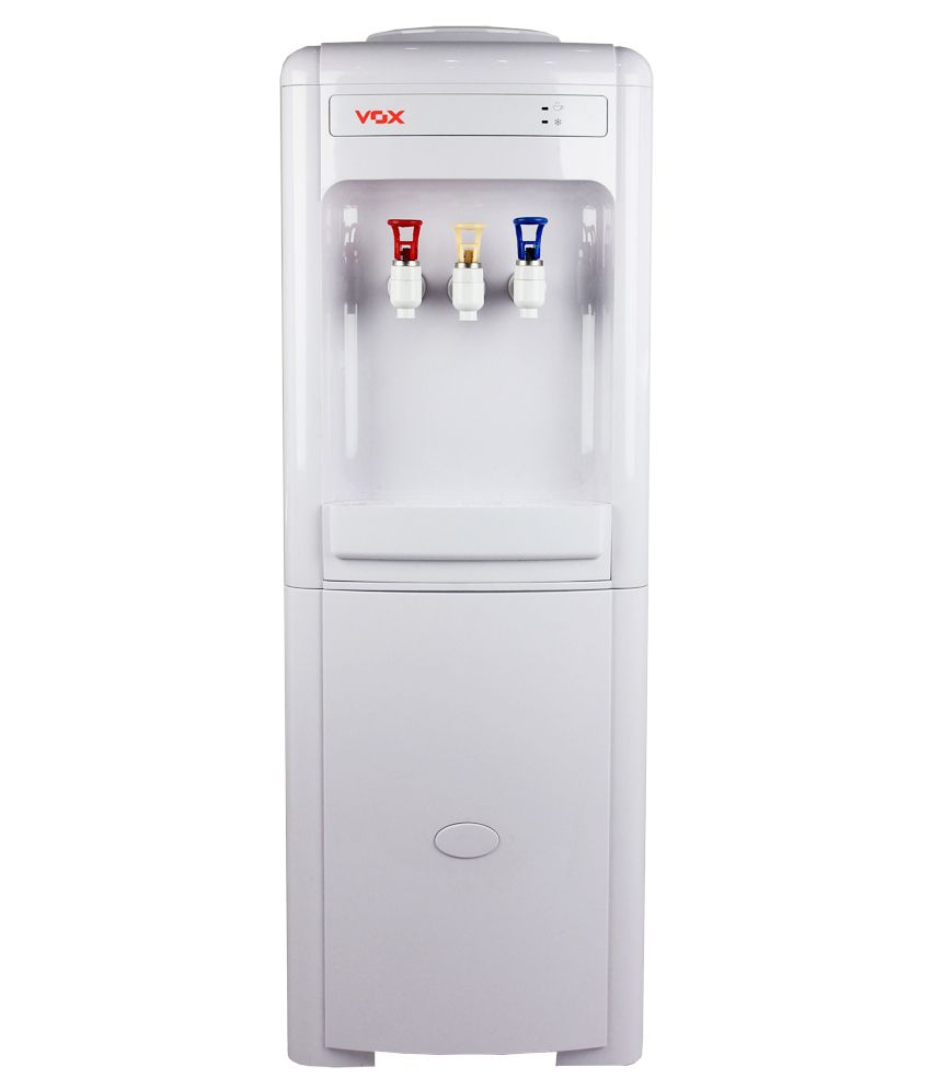 Refrigerator Water Dispensers: Vox 40Liter Hot & Cold Water Dispenser With Fridge Cabinet