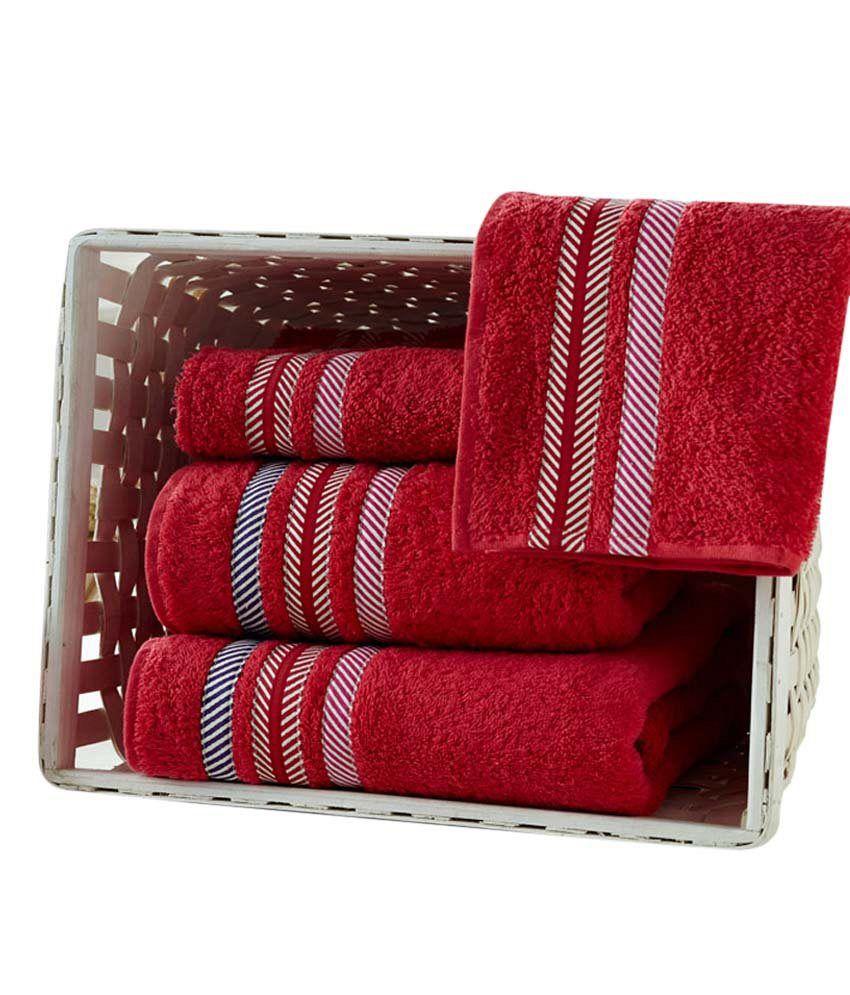 Maspar Cotton Bath Towel Best Price In India On 24th July