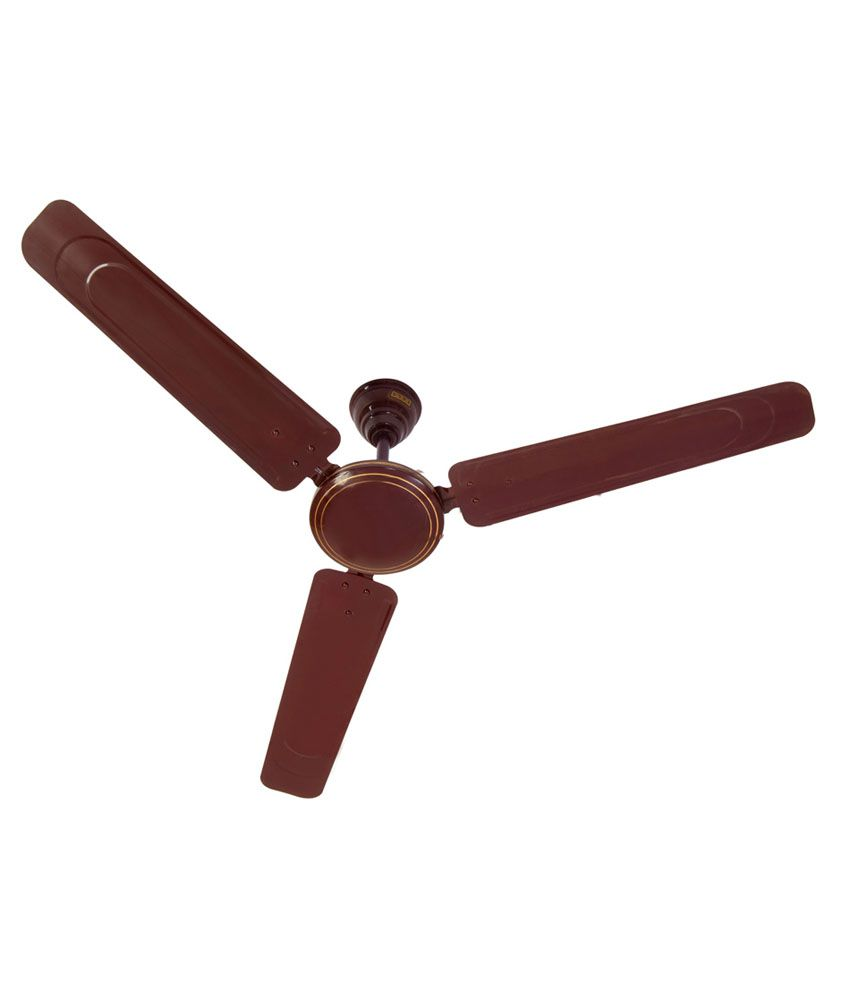 Usha 48 new zen ceiling fan brown price in india buy usha 48 new usha 48 new zen ceiling fan brown aloadofball Images