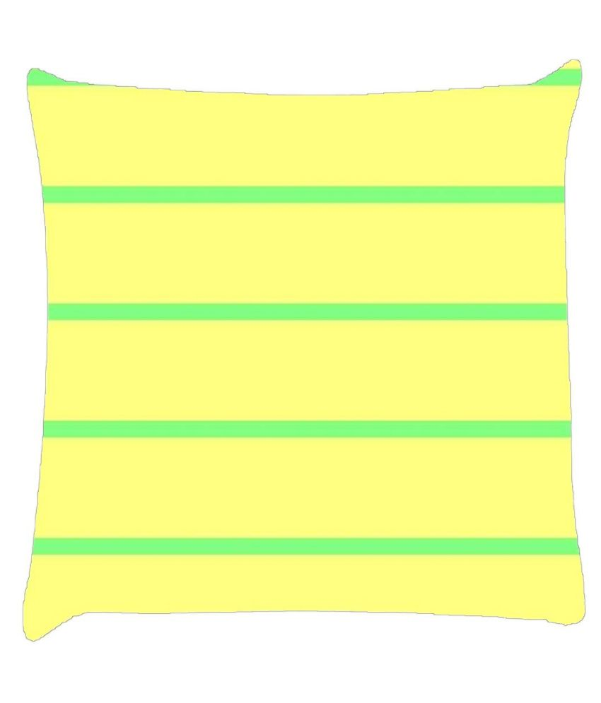 Snoogg Horizontal Lining Pattern Design 1953 Cushion Cover