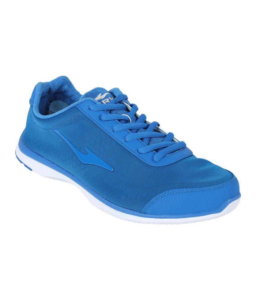 Erke Men Blue Superlight Series Running Shoes