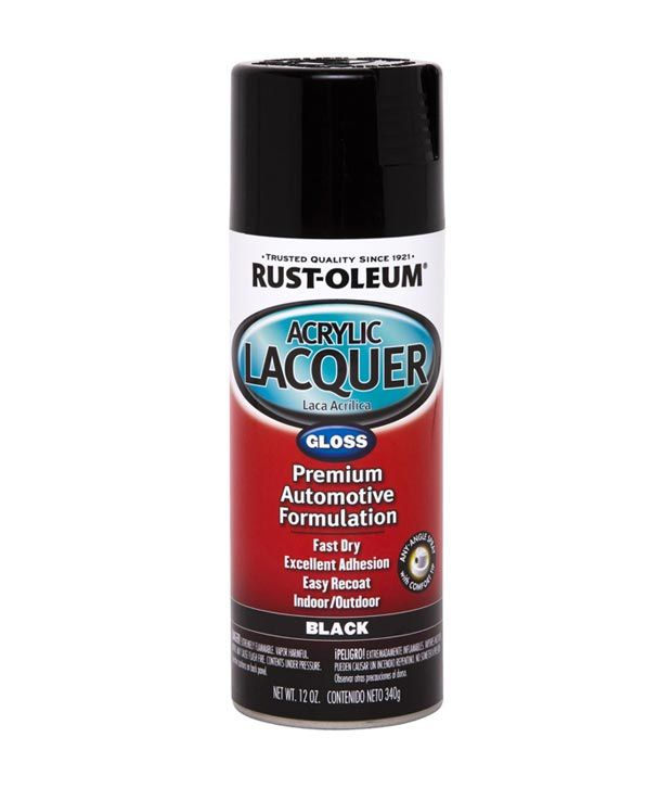 Rust-Oleum AUTOMOTIVE Acrylic Lacquer Spray Paint
