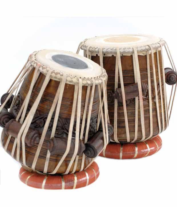 Saptaswar Musicals Indian Percussion Instruments: Buy