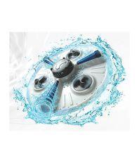 LG 8.0 Kg P9032R3SA Semi Automatic Washing Machine - Burg...