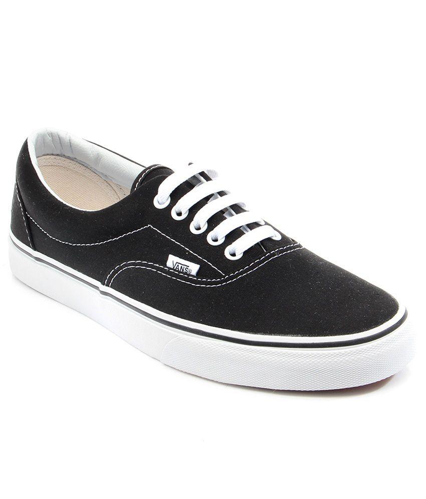 21132f1016 VANS Black Smart Casuals Shoes - Buy VANS Black Smart Casuals Shoes Online  at Best Prices in India on Snapdeal