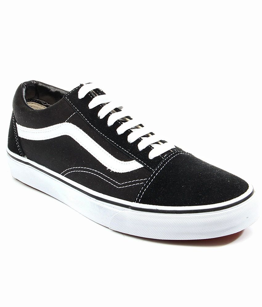 f1bea8a79aa VANS Black Smart Casuals Shoes - Buy VANS Black Smart Casuals Shoes Online  at Best Prices in India on Snapdeal