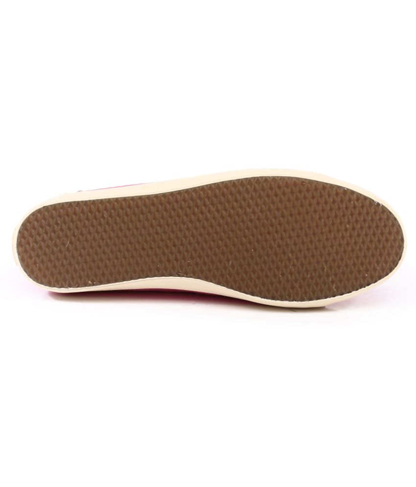 89280efce2 VANS Palisades Vulc Pink Casual Shoes Price in India- Buy VANS ...