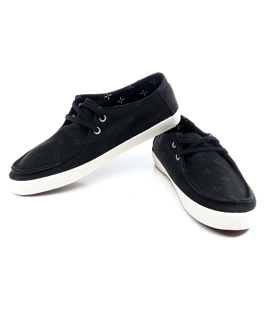 d43ab88dacb7 VANS Rata Vulc Black Casual Shoes - Buy VANS Rata Vulc Black Casual Shoes  Online at Best Prices in India on Snapdeal
