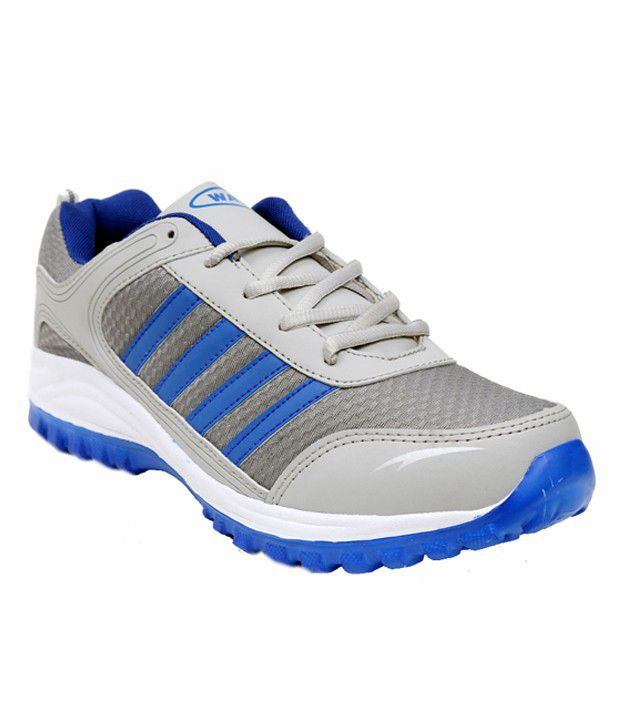 Pipo watsone4 gray sports shoes