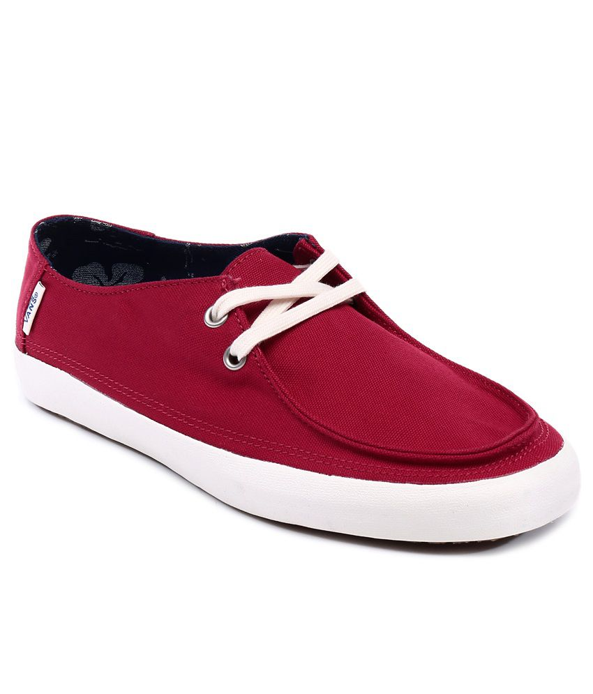4091ef3a07bd Vans Rata Vulc Chili Pepper Kelp Leaf Casual Shoes - Buy Vans Rata Vulc  Chili Pepper Kelp Leaf Casual Shoes Online at Best Prices in India on  Snapdeal