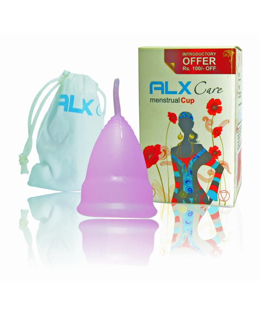 Alx Care 1 Reusable Menstrual Cup Small