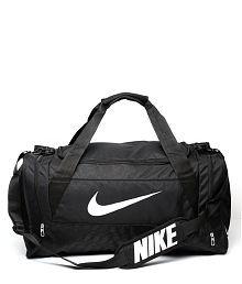 Nike Black Duffle Bag