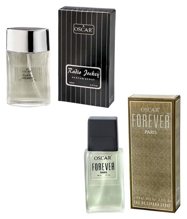 Oscar Combo Of Forever Paris And Radio Jockey Perfume Spray