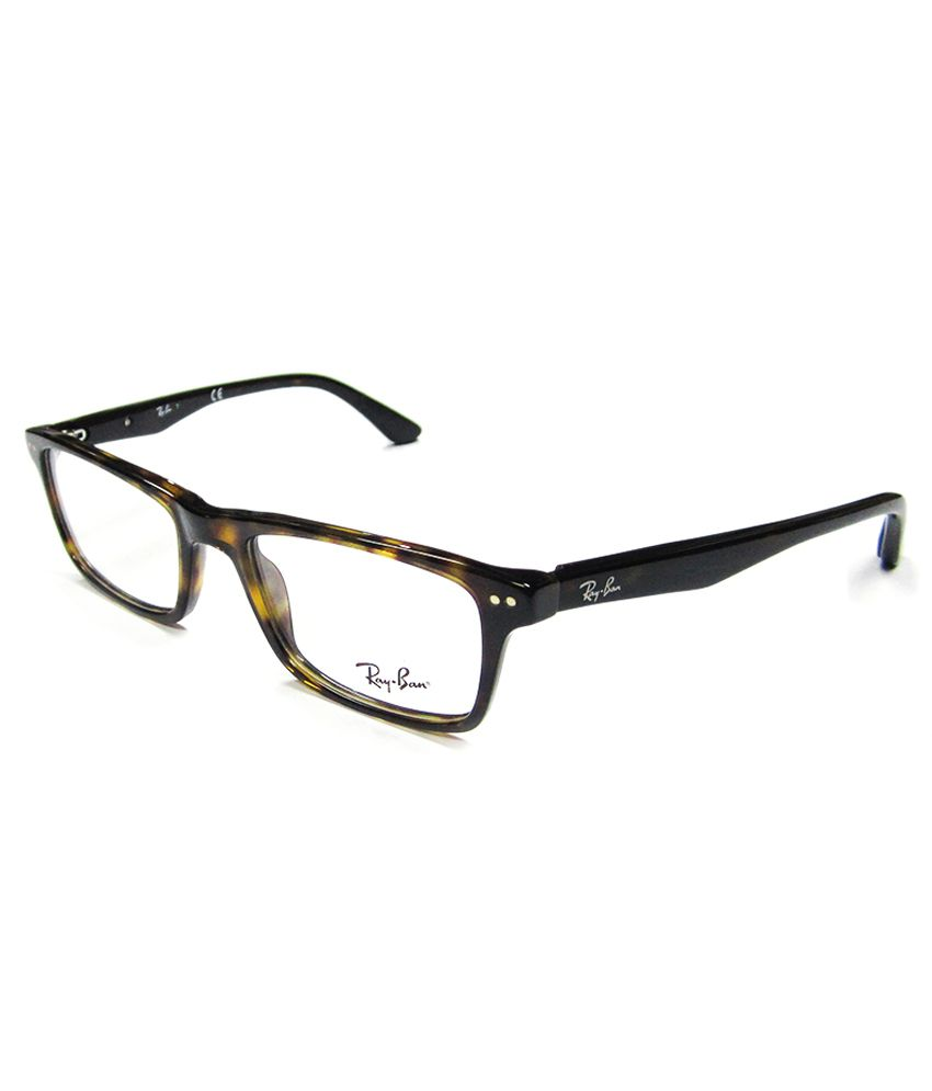 a5f0e818ec Ray-Ban RX-5288-2012-50 Men Eyeglasses - Buy Ray-Ban RX-5288-2012-50 Men  Eyeglasses Online at Low Price - Snapdeal
