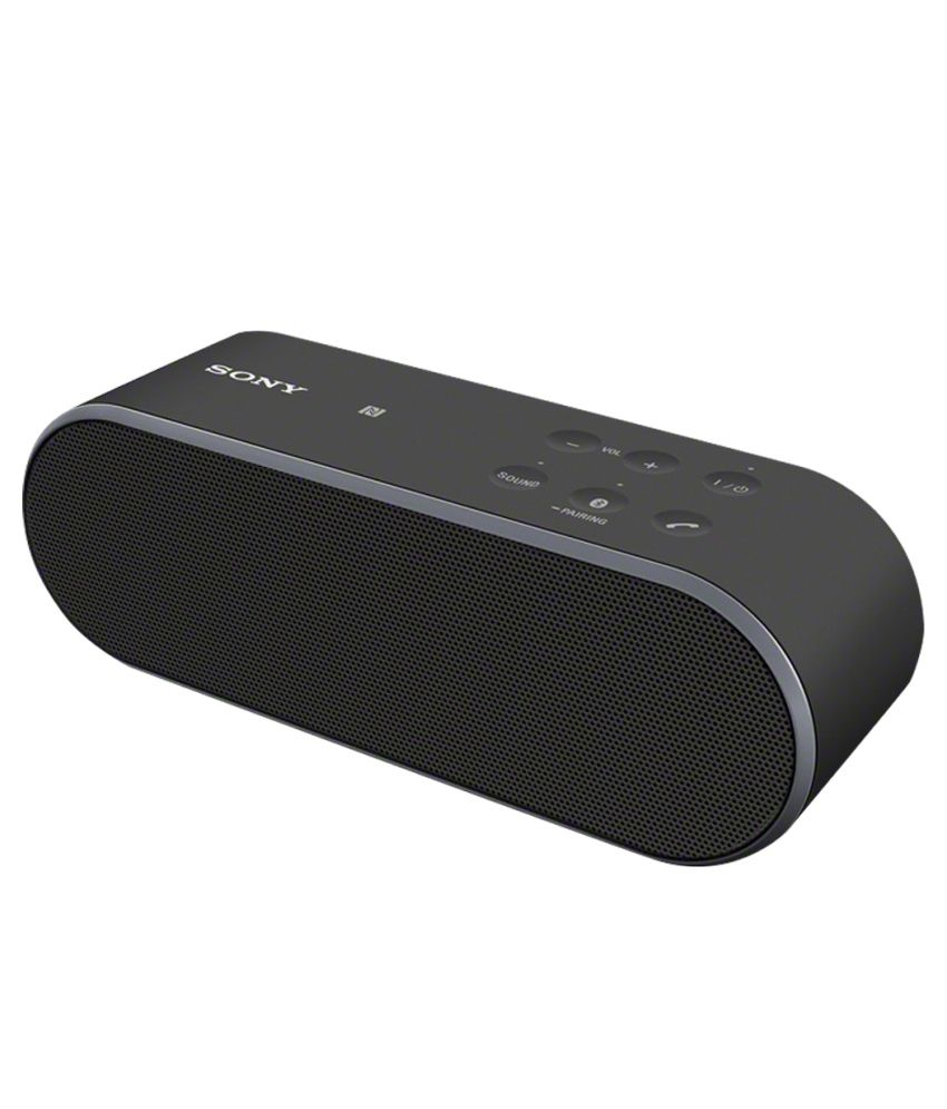Sony Srs-x2 Ultra Portable Bluetooth Speaker - Black
