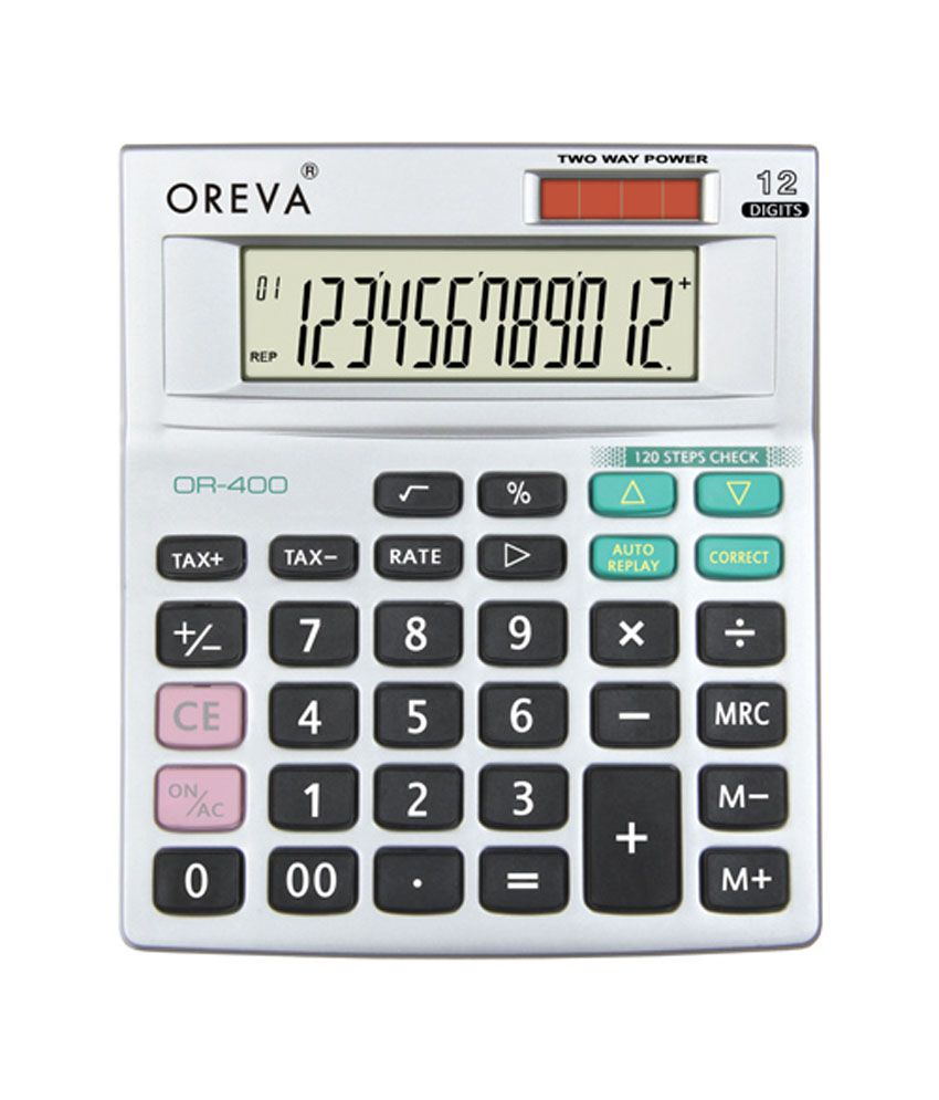 Ajanta oreva basic calculator buy online at best price in india ajanta oreva basic calculator falaconquin