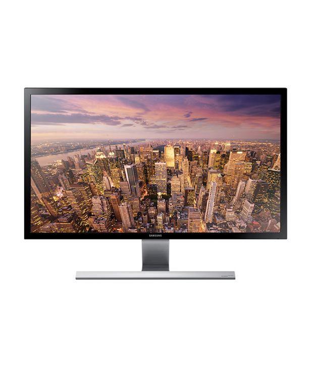 Sasmung 28 Inch Led Lu28d590ds/xl Ultra High Defination 4k Monitor