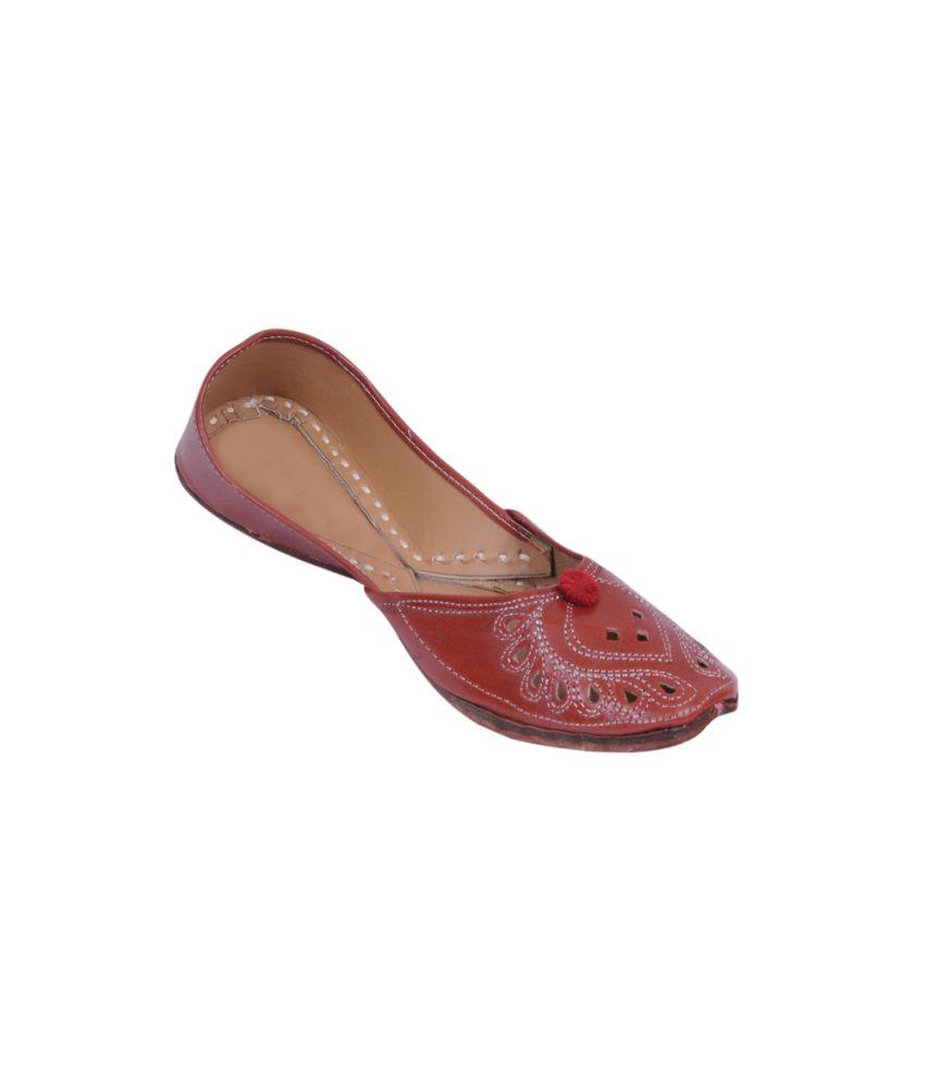 Rangaama Fashionable Brown Mojri
