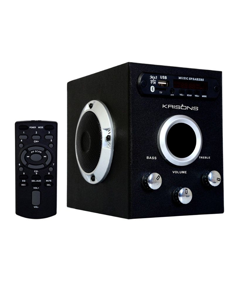 Krisons Wireless Home Theatre With Bluetooth Speaker And Remote