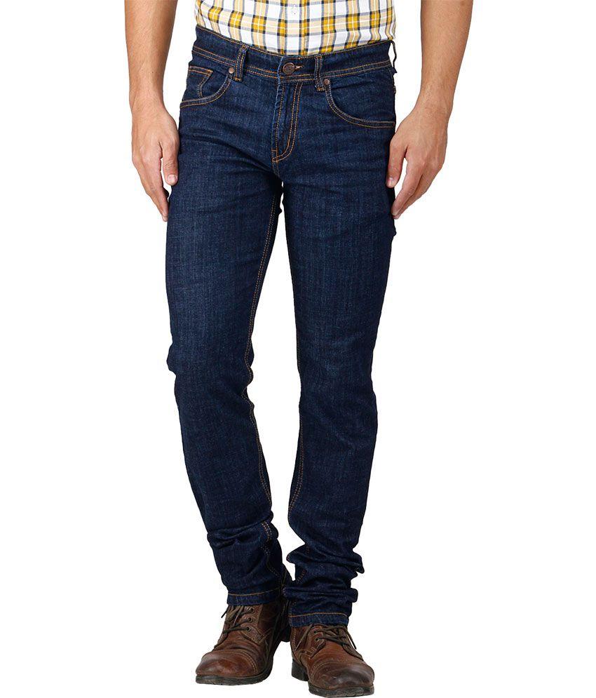 Just Fashion Blue Denim Jeans