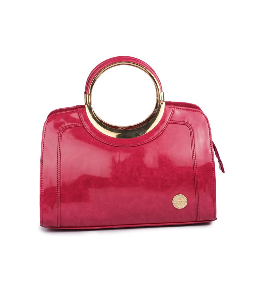 Maiden Pink Shoulder Bags
